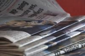 print newspapers are not dying